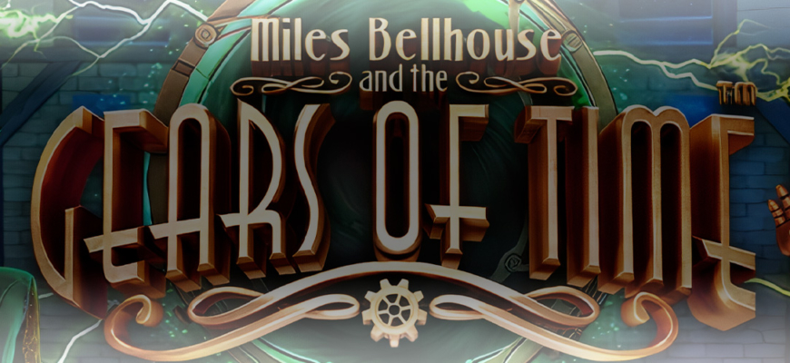Игра Miles Bellhouse and Gears of Time - новый слот от Betsoft Gaming.